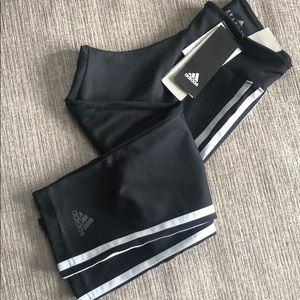 Adidas 3/4 length tights